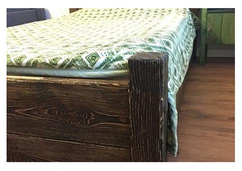 Кровать из массива 2х спальную